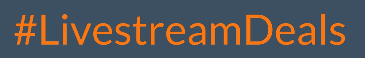 Livestream Deals